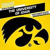 Iowa Hawkeyes 2022 12x12 Team Wall Calendar