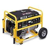 POWERPLUS POWX516 - Generador 5500w