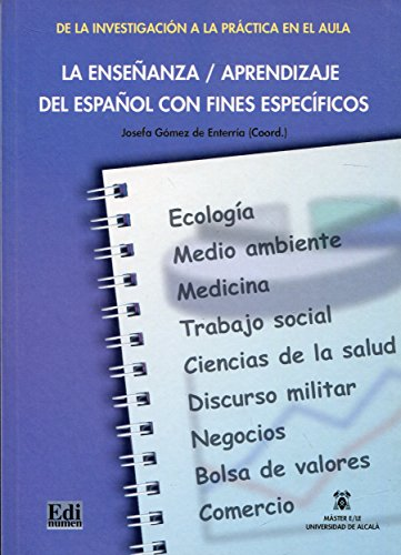La enseñanza/aprendizaje del español (Investigación a la práctica)