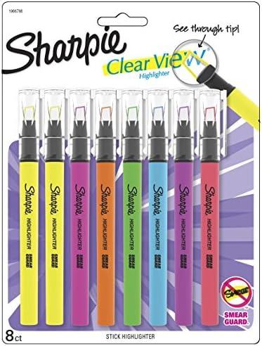 Sugar box highlighter stick