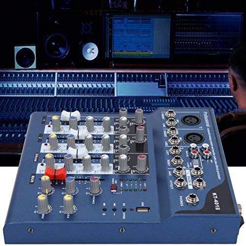Fybida con Mezclador de Poco Ruido del módulo Mp3 del USB para el Karaoke, Home Theatre, Amplificador, Altavoz(European regulations)