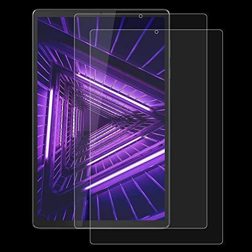 DONGYAO Protector de pantalla de repuesto para Lenovo Tab M10 HD Gen 2 2 piezas 9H HD a prueba de explosiones película de vidrio templado