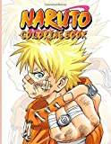 Naruto Coloring Book: Naruto Perfect Gift Coloring Books For Adult And Kid