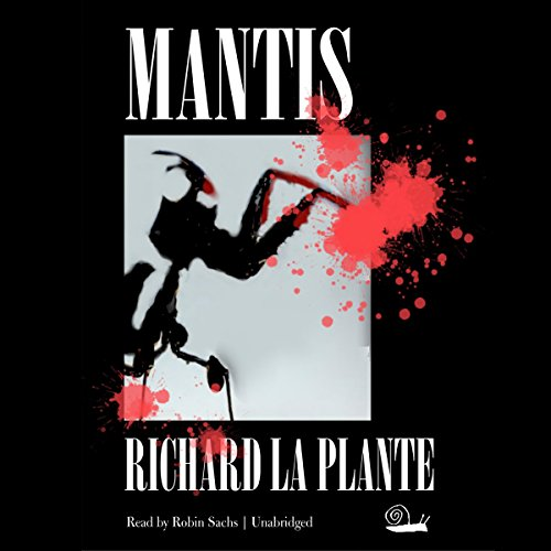 Mantis audiobook cover art
