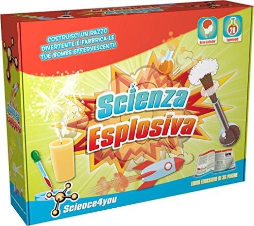Science4You - Scienza Esplosiva - Gioco Educativo e Scientifico