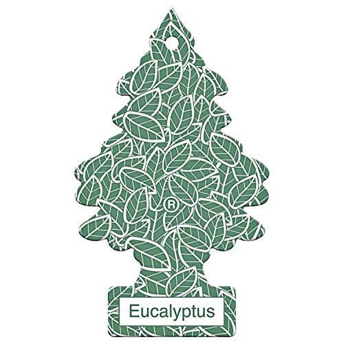 Arbre Magique PER90532 Perfumador Pino Eucalipto, Verde