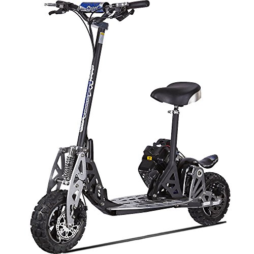 TOXOZERS Gas Scooter Folding Evo 2X Big 50cc Powerboard EPA Pocket Scooters for Adult (Not CA Compliant)