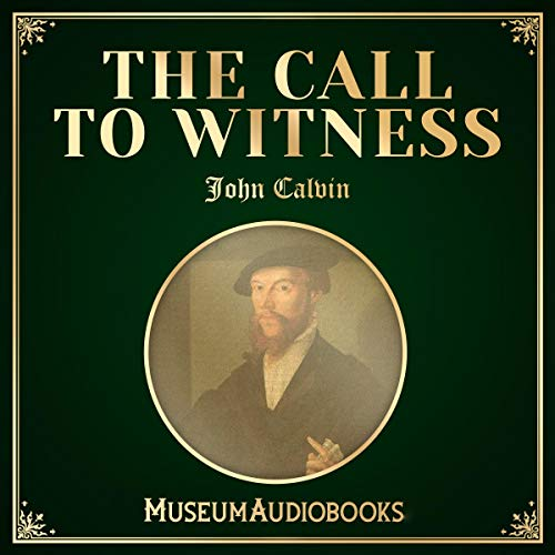 The Call to Witness cover art