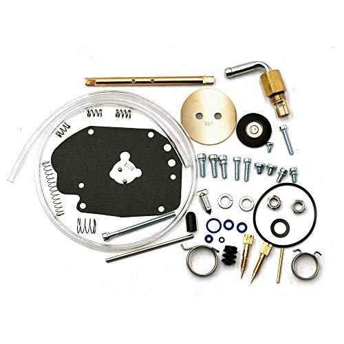 Autu Parts 11-2923 Carburetor Repair Kit for S&S Master Rebuild Kit for Super E Carburetor