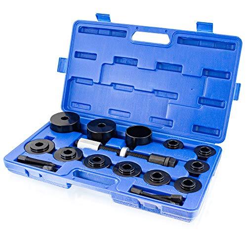 BITUXX 25 TLG. Radlager Werkzeug Abzieher Montage Set Ausdrücker für PKW Auto