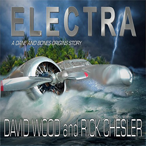 Electra Audiobook By David Wood, Rick Chesler cover art
