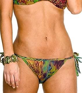 Kiniki Amalfi Tan Through Tie Side Bikini Tanga Swimwear