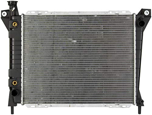 Spectra Premium CU1124 Complete Radiator for Ford Aeorstar