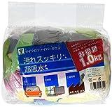 山善 マイクロファイバーウェスセット 1袋1kg(20〜30枚)/6袋セット