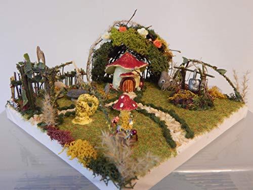 Miniatur - Elfen - Feen - Landschaft, Teil 1