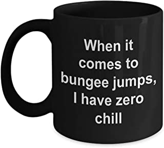 bungee jumping mug coffee mugs cup gift jesus jump smart trampoline leash high cord harness rope and strap equipment of their own kid for kids dogs in