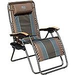 Timber Ridge XL Padded Zero Gravity Chair