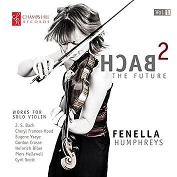 Bach 2 The Future, Vol. 1