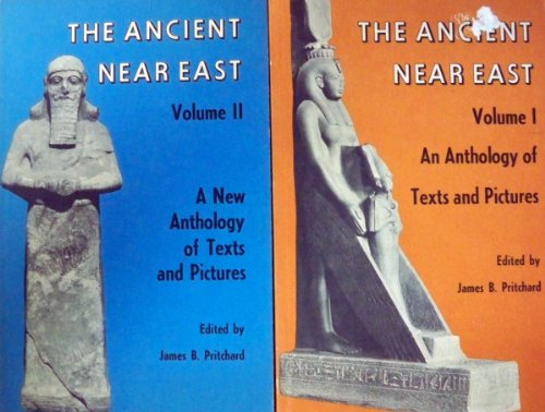 The Ancient Near East Volume I & Volume II Two Book Set