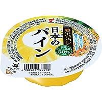 たいまつ食品 贅沢ジュレ 日本のパイン 130g ×12個