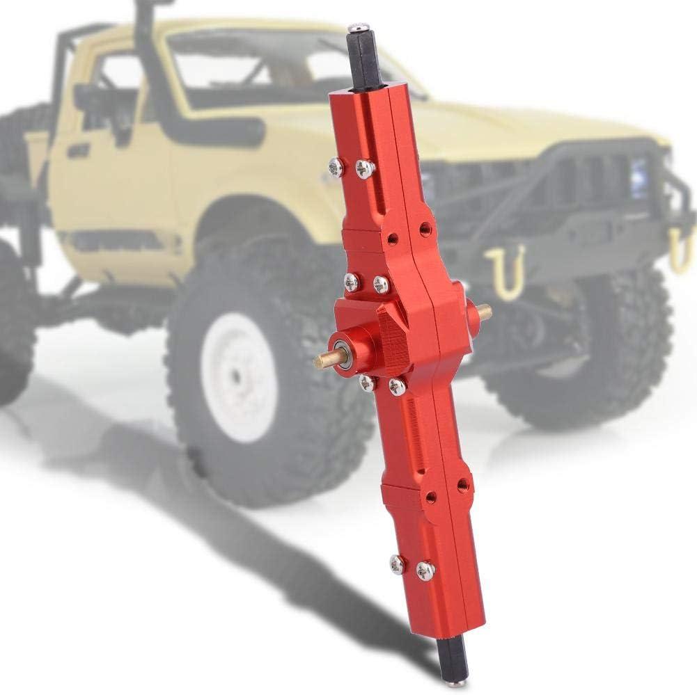 red f/ür B16 B36 B24 WPL 1//16 B14 Metall-RC-Achse Alinory RC-Mittelachse CNC-Bearbeitung Starke RC-Getriebeachse