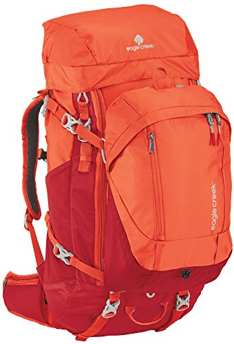Eagle Creek abweichen Travel Pack (60 W, Orange (Flame Orange) (orange) - EC-10106