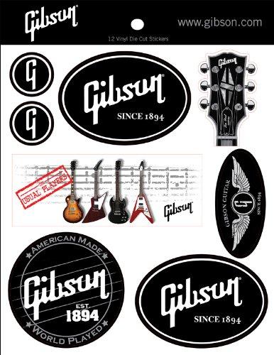 Gibson Gear G-STICKER1 Gibson-Aufkleber