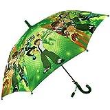 XSOURCE Kids Umbrella Polyester Portable and Unique Design Cartoon Printed Folding Sun Protection