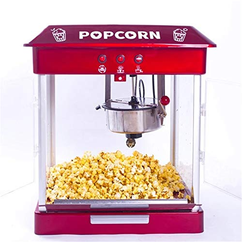 Check Out This JINGYANHUA Double-Door Full Electric Popcorn Machine, Corn Making Machine, Silent, En...