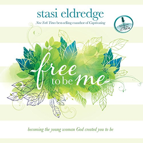Free to Be Me audiobook cover art