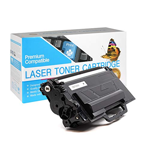 SuppliesOutlet Compatible Toner Cartridge Replacement for Brother TN890 / TN-890 (Black,1 Pack)