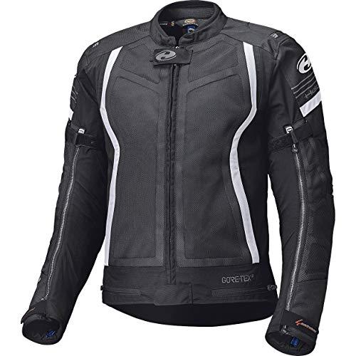 Held Motorradjacke mit Protektoren Motorrad Jacke AeroSec GTX Textiljacke schwarz/weiß XXL, Herren, Tourer, Ganzjährig