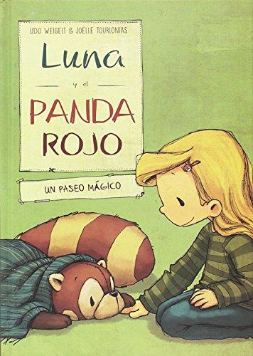Luna y el panda rojo en un paseo mágico, nº 3