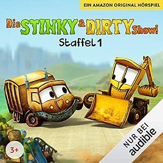 Die Stinky & Dirty Show! Die komplette 1. Staffel                   Autor:                                                                                                                                 Jennifer Cubela,                                                                                        Uticha Marmon                               Sprecher:                                                                                                                                 Marius Clarén                      Spieldauer: 5 Std. und 49 Min.     10 Bewertungen     Gesamt 4,5