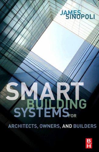 Smart Buildings Systems for Architects, Owners and Builders