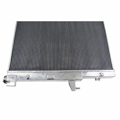 Primecooling 52MM 3 Row Core Aluminum 40 Radiator for GMC Chevrolet Sierra Yukon Silverado 1500//2500 3500 HD 1999-2012