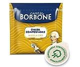 Caffè Borbone Cialde Miscela Oro - Confezione da 150 Cialde (150 x 7,2 g) 1080 g - Compatibili E.S.E. dm 44