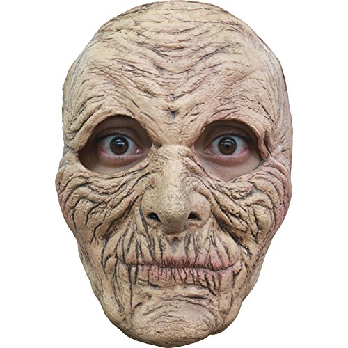 AEC - MAHAL632 - Masque latex adulte grand pere effrayant