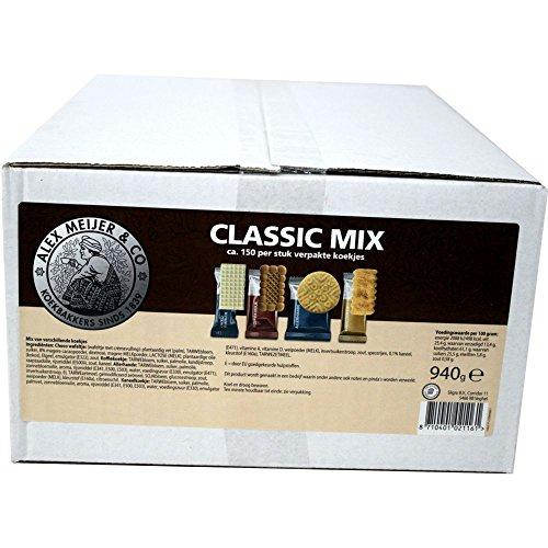 Kaffee Kekse Sortenmix 'Classic' 150 St. Einzeln