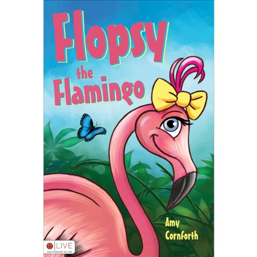 Flopsy the Flamingo audiobook cover art