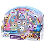 Disney Junior T.O.T.S. Deluxe Figure Pack with BJ's Exclusive Glitter Figure