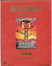 STAR TREK IV: THE VOYAGE HOME. Collector's Edition (Original Movie Script)