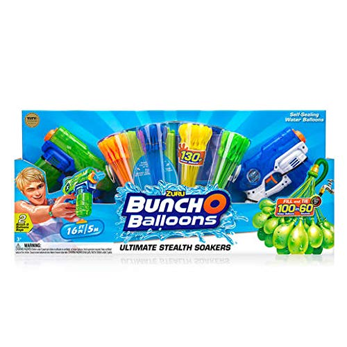 BUNCHO BALLOONS Official Zuru Value Pack - 140 Balloons