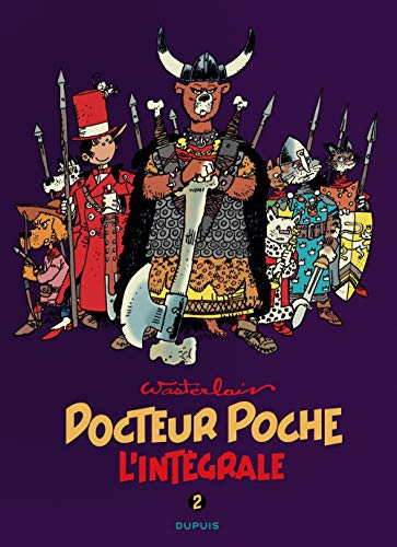 Docteur Poche - L'Intégrale - tome 2 - Docteur Poche 2 (intégrale) 1979 - 1983