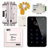 Sistema de control de acceso, Zoter WiFi inalámbrico APP Control Home Office DIY Kit...