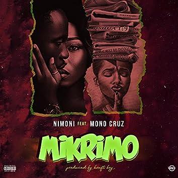 Mikrimo (feat. Mono Cruz)