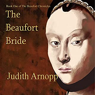 The Beaufort Bride audiobook cover art