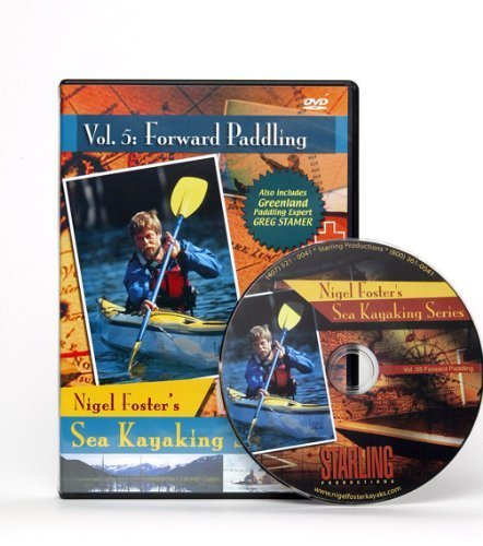 Nigel Foster's Sea Kayaking DVD - Vol 5: Forward Paddling