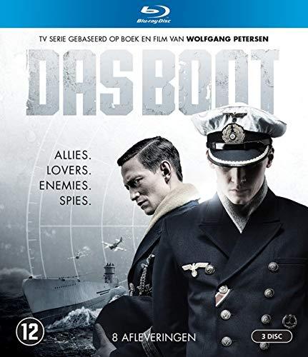 Das Boot - Staffel 1 - TV Fernsehserie 2018 [Blu-ray]