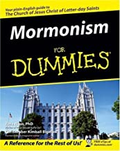 Mormonism For Dummies by Jana Riess Christopher Kimball Bigelow(2005-02-25)